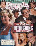 People Magazine December 29, 1997 Magazine