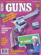 Guns Magazine September 1984 Magazine