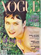 Vogue Magazine October 1995 Magazine