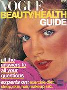 Vogue Beauty / Health Guide Magazine