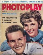 Photoplay Magazine February 1959 Magazine