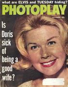 Photoplay Magazine September 1960 Magazine
