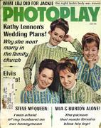 Photoplay Magazine July 1967 Magazine