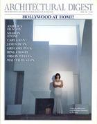 Architectural Digest April 1996 Magazine