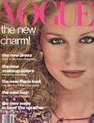Vogue Magazine October 1977 Magazine