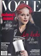 Vogue Magazine October 1996 Magazine