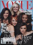 Vogue Magazine January 1998 Magazine