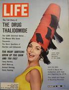 LIFE Magazine August 10, 1962 Magazine