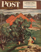 The Saturday Evening Post September 27, 1947 Magazine