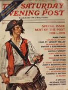 The Saturday Evening Post July 1, 1976 Magazine