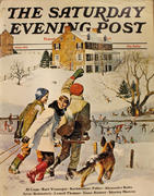 The Saturday Evening Post December 1, 1971 Magazine