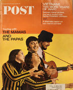 The Saturday Evening Post March 25, 1967 Magazine