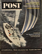 The Saturday Evening Post August 29, 1964 Magazine