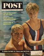 The Saturday Evening Post August 1, 1964 Magazine