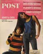 The Saturday Evening Post April 23, 1966 Vintage Magazine