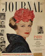 Ladies' Home Journal September 1957 Magazine