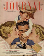 Ladies' Home Journal May 1952 Magazine
