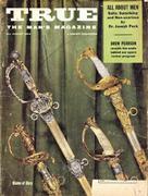 TRUE Magazine August 1958 Magazine