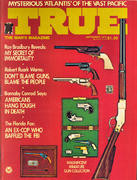 TRUE Magazine September 1975 Magazine