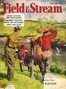 Field & Stream May 1956 Magazine