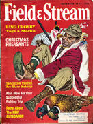 Field & Stream December 1962 Magazine
