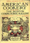 American Cookery Magazine May 1928 Magazine