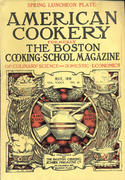 American Cookery Magazine May 1928 Magazine