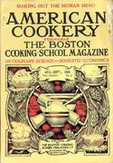 American Cookery Magazine August 1928 Magazine