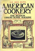 American Cookery Magazine January 1931 Magazine