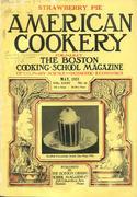 American Cookery Magazine May 1931 Magazine
