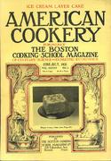 American Cookery Magazine June 1931 Magazine