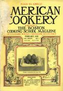 American Cookery Magazine February 1932 Magazine