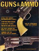 Guns & Ammo Magazine May 1963 Magazine