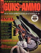 Guns & Ammo Magazine October 1971 Magazine