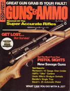 Guns & Ammo Magazine August 1972 Magazine