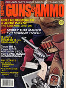Guns & Ammo Magazine September 1981 Magazine
