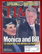 Time Magazine February 2, 1998 Vintage Magazine