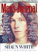 Men's Journal Magazine February 2008 Magazine