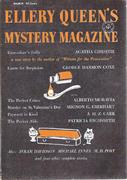 Ellery Queen's Mystery Magazine March 1957 Magazine