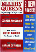 Ellery Queen's Mystery Magazine July 1963 Magazine
