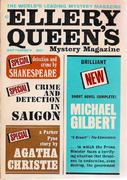 Ellery Queen's Mystery Magazine September 1966 Magazine