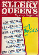 Ellery Queen's Mystery Magazine May 1968 Magazine