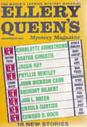 Ellery Queen's Mystery Magazine December 1967 Magazine