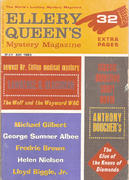 Ellery Queen's Mystery Magazine May 1963 Magazine