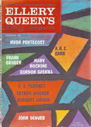 Ellery Queen's Mystery Magazine December 1960 Magazine