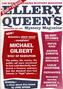 Ellery Queen's Mystery Magazine September 1964 Magazine