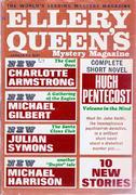 Ellery Queen's Mystery Magazine January 1967 Magazine