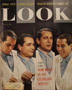 LOOK Magazine May 12, 1959 Magazine