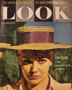 LOOK Magazine November 12, 1957 Magazine