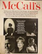 McCall's Magazine October 1966 Magazine